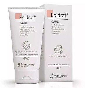 Epidrat Calm Hidratante Pele Sensível 40g