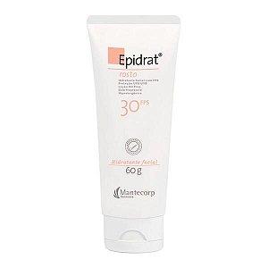 Epidrat Rosto Hidratante Facial Fps 30 60g Mantecorp