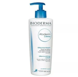 Bioderma Atoderm Crème Hidratante Em Creme 500ml