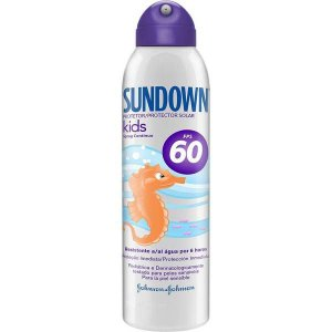 Protetor Solar Sundown Kids Spray Fps 60 150ml