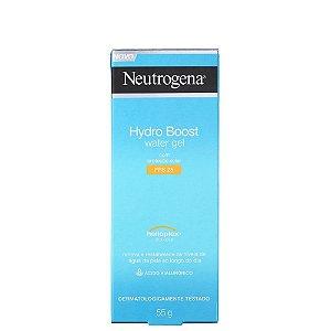 Neutrogena Hydro Boost Water Gel Fps 25 Hidratante Facial