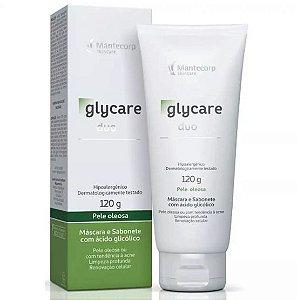 Glycare Duo Pele Oleosa Máscara E Sabonete 120g