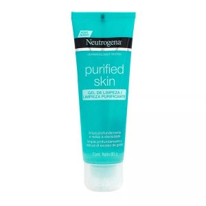 Neutrogena Skin Purified Gel De Limpeza 80g Purificante