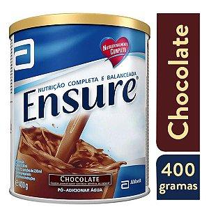 Ensure Suplemento Alimentar Em Pó Sabor Chocolate 400g