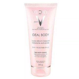 Ideal Body Loção Serum Corporal Hidratante 200g Vichy