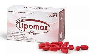 Lipomax Plus Com 64 Comprimidos Divcom