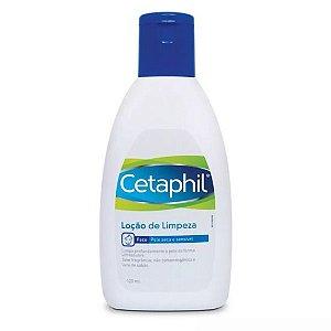 Cetaphil Loção De Limpeza 120ml Para Pele Seca E Sensível