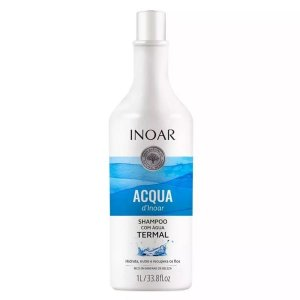 Inoar Acqua D'inoar Shampoo Com Água Termal 1l