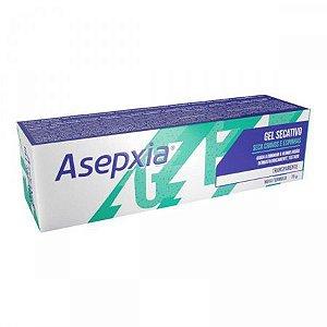 Asepxia Gel Secativo Para Cravos E Espinhas 15g