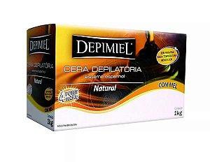Depimiel Cera Depilatória Quente Natural 1kg