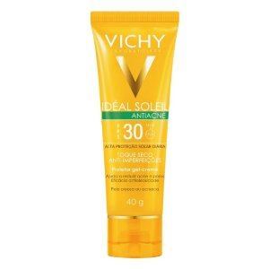 Ideal Soleil Antiacne Fps 30 40g Vichy