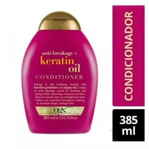 Ogx Condicionador Fortificante Keratin Oil 385ml