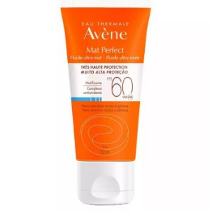 Avene Protetor Mat Perfect Fps 60 Fluido Sem Cor 50ml