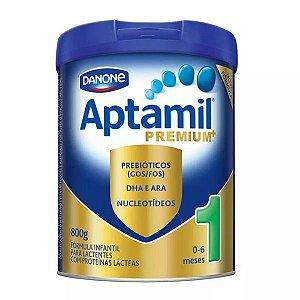 Aptamil 1 Premium Fórmula Infantil Em Pó 800g