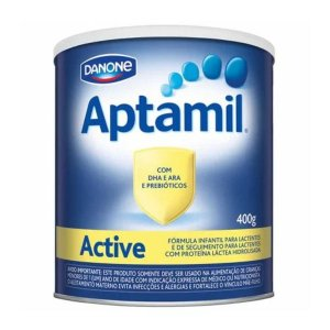 Aptamil Active 800g Fórmula Infantil Leite Em Pó Danone