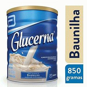 Glucerna  Baunilha 850g Complemento Alimentar Em Pó