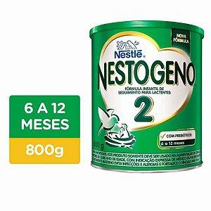 Nestogeno 2 Fórmula Infantil 800g Nestlé