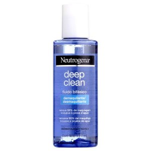 Deep Clean Fluído Bifásico Demaquilante Neutrogena 117ml
