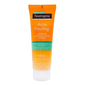 Gel Esfoliante Neutrogena Acne Proofing 100g
