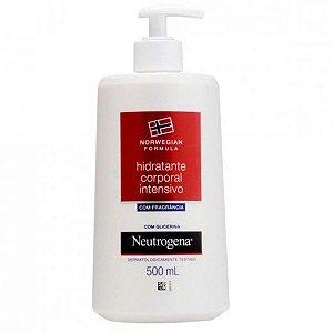 Neutrogena Norwegian Hidratante Corporal Intensivo Com Fragrância 500ml