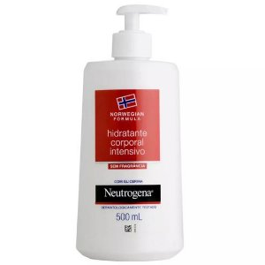Neutrogena Norwegian Hidratante Sem Fragância 500ml
