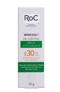 Roc Minesol Oil Control Sérum Antioxidante Fps 30 50g