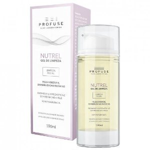 Nutrel Gel de Limpeza Facial 100ml