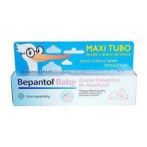 Bepantol Baby Maxi Tubo Creme Preventivo De Assaduras 60g