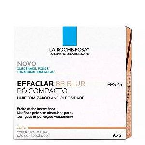Effaclar Bb Blur Pó Compacto Fps 25 Cor Clara Antioleosidade