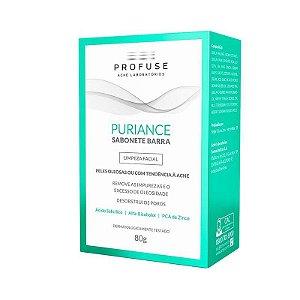 Puriance Sabonete Facial Profuse Barra 80g