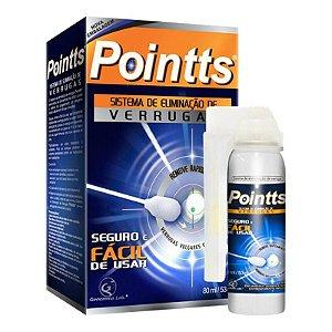 Pointts Anti Verrugas 12 Aplicações 80ml