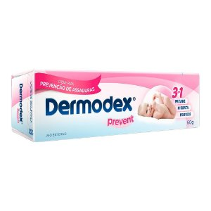 Dermodex Creme Para Prevenção De Assaduras 60g