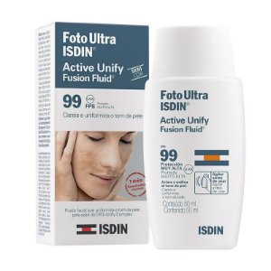 Isdin Foto Ultra Active Unify Fusion Fluid Fps 99 50ml