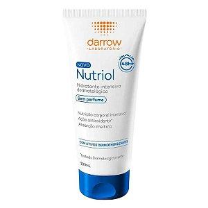 Nutriol Darrow Loção Hidratante Sem Perfume 200ml