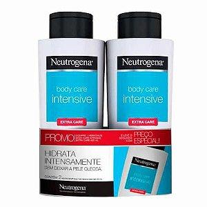 Neutrogena Body Care Intensive Kit 2 Hidratantes Corporais 400ml