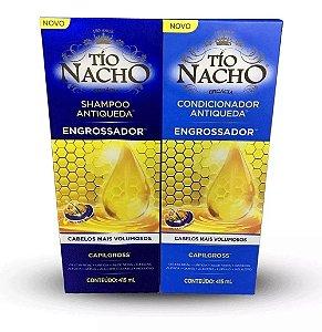 Tio Nacho Engrossador Shampoo + Condicionador 415ml cada