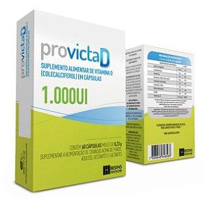 Provicta D 1000ui 60 Cápsulas