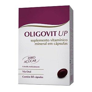 Oligovit Up Suplemento Vitaminico Com 60 Cápsulas