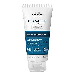 Hidradeep Intensive Profuse Loção Hidratante Corporal e Facial 200g