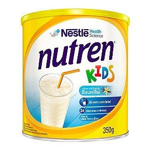 Nutren Kids Baunilha Suplemento Alimentar Lata 350g