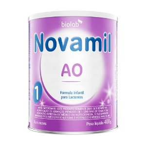 Novamil Ao 1 Fórmula Infantil Para Lactentes 400g