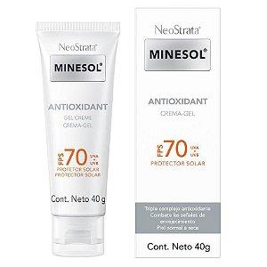 Neostrata Minesol Antioxidant Gel Creme Fps 70 40g