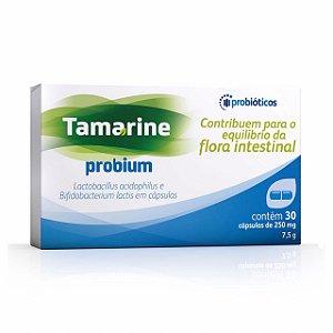 Tamarine Probium 250mg 30 Cápsulas