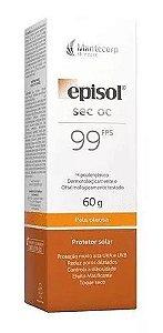 Protetor Solar Episol Sec Oc Fps 99 Pele Oleosa Toque Seco 60g