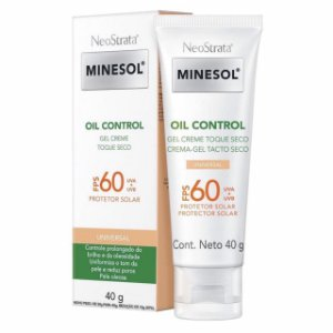 Neostrata Minesol Oil Control Fps 60 Universal Gel Creme 40g