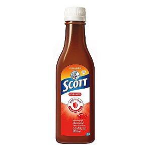 Scott Emulsão Morango Suplemento De Vitamina A E D 200ml