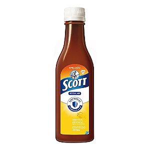 Scott Emulsão Tradicional Suplemento De Vitamina A e D 200ml