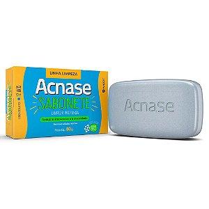 Acnase Sabonete Limpeza Profunda Antiacne 80g