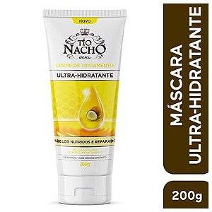 Tio Nacho Máscara Ultra Hidratante Creme 200g