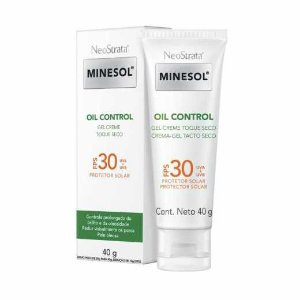Neostrata Minesol Fps 30 Oil Control 40g Gel Creme